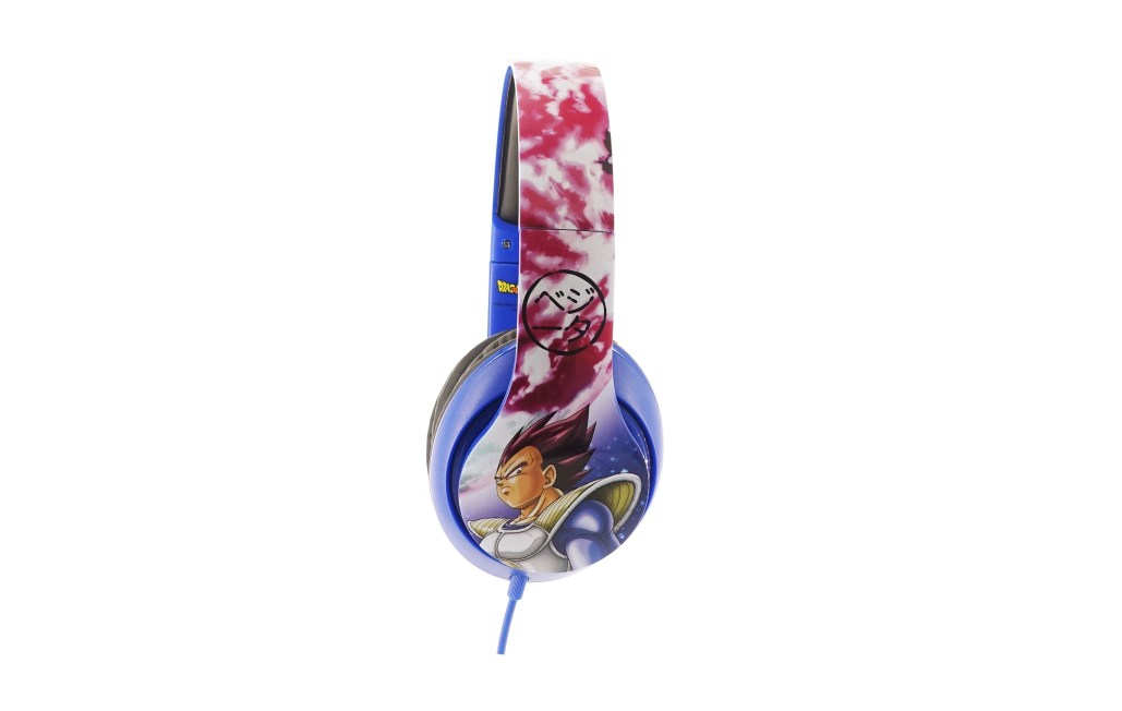 Casque audio Dragon Ball Z Goku & Vegeta Space 1
