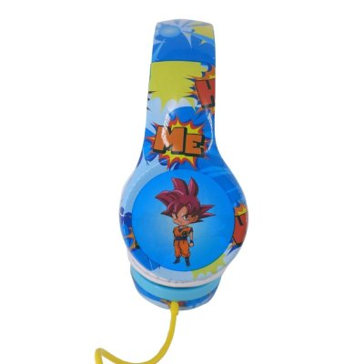 À gagner ce mois-ci chez Gulli et Canal J : notre casque audio Dragon Ball Super 2