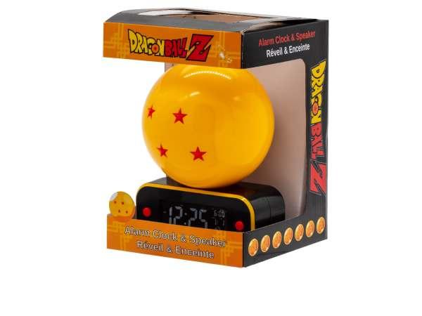 Réveil & Enceinte Dragon Ball Z boule de cristal 5