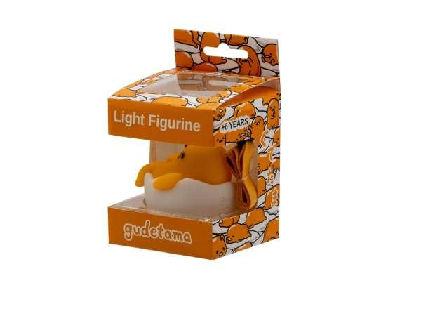 Figurine Lumineuse Gudetama coquille 8cm 4