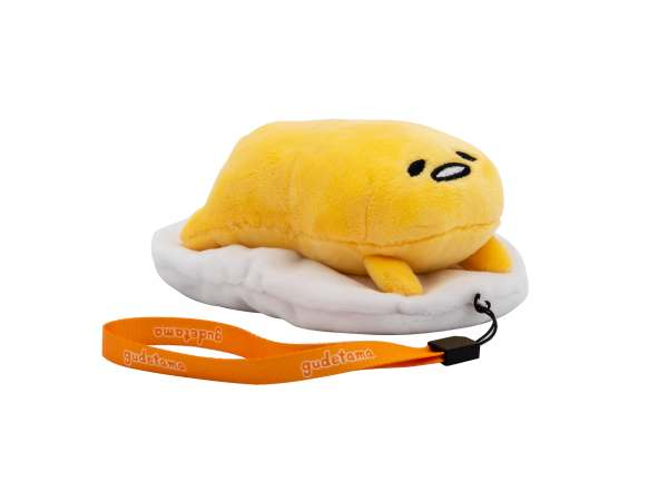 Gudetama Small Plush Lying down 2