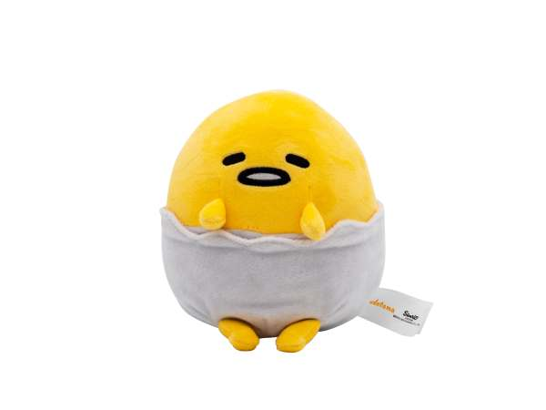 Gudetama Large Plush Shell 2