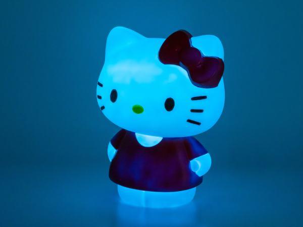 Lampe LED Hello Kitty 25cm 5