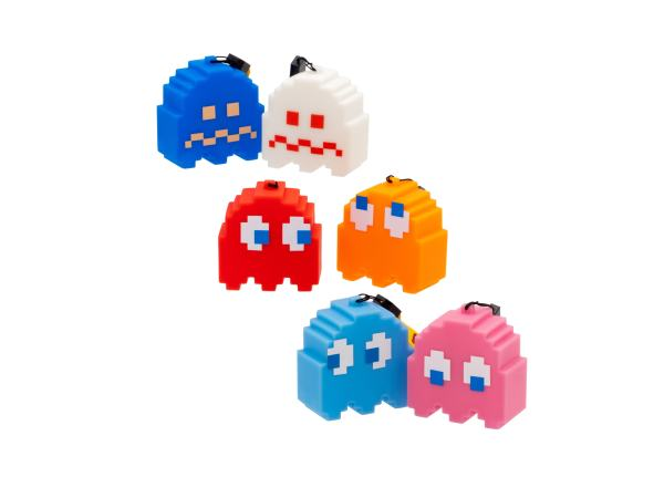 Pac-Man Ghost Light Figurine 2