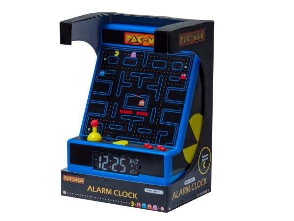 Réveil borne d'arcade Pac-Man 6