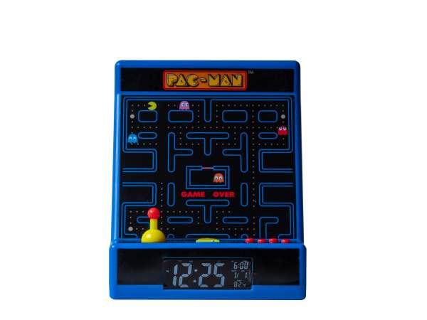 Pac-Man arcade alarm clock 5