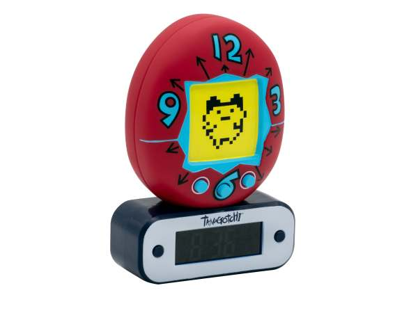 Tamagotchi Luminous Alarm Clock 2