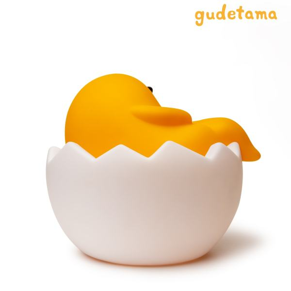 Gudetama LED Lamp 10in 4
