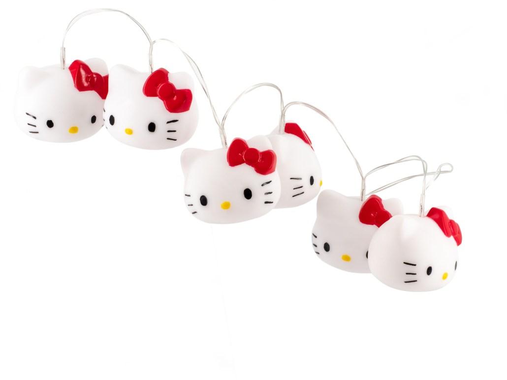Guirlande Lumineuse Hello Kitty 1
