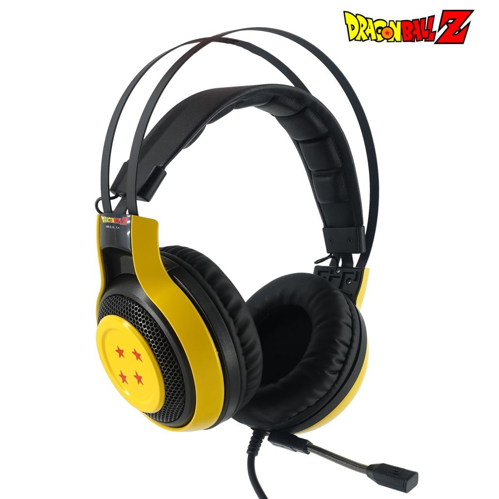 Dragon Ball Z Gaming Headphones 1