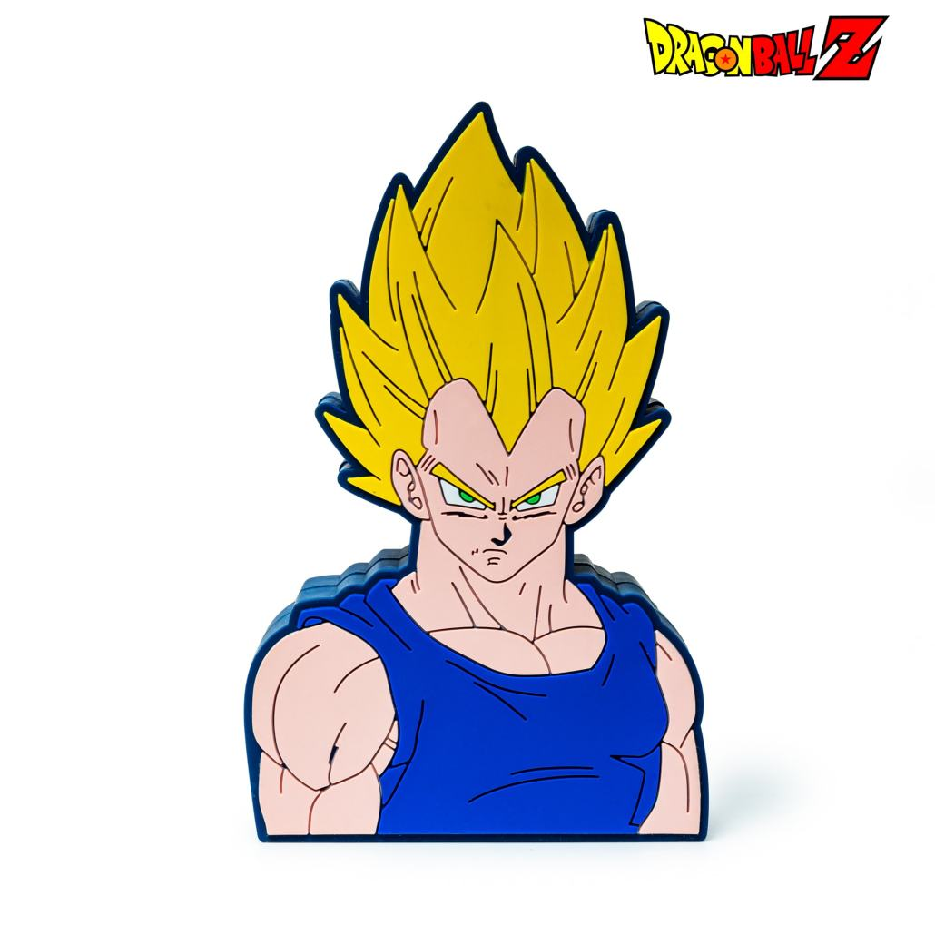 Dragon Ball Z Wireless Speaker Vegeta 1