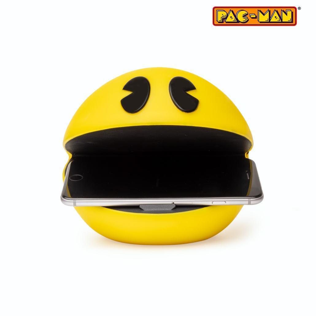 Pac Man Luminous Wireless Charger 1