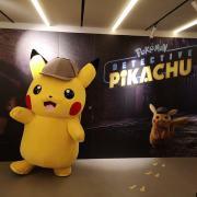 J-6 avant la sortie de Pokémon Détective Pikachu 1