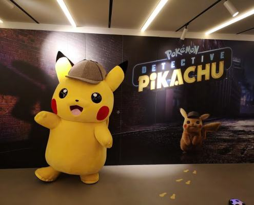 Nouveau Teaser touchant pour Pokémon Détective Pikachu 1