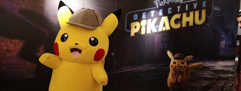 Nos produits Pokémon chez Harrods pour la sortie de Détective Pikachu 1