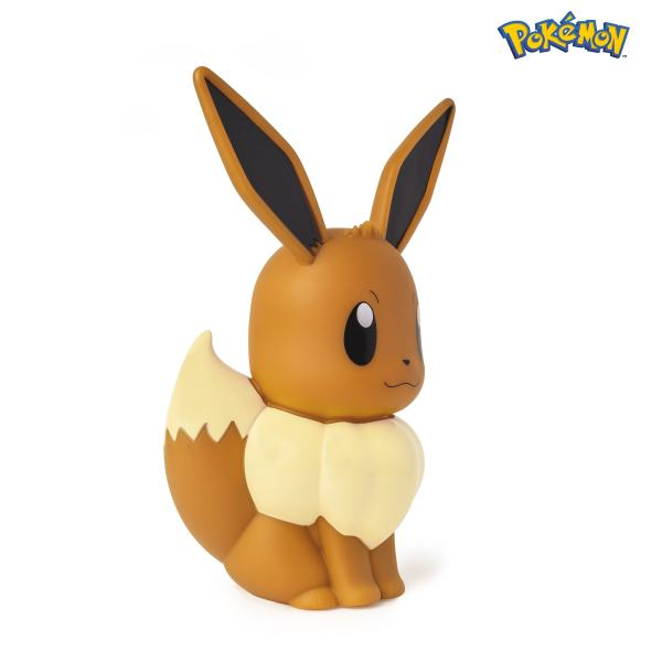 Figura Luminosa Pokémon Eevee 30cm 4