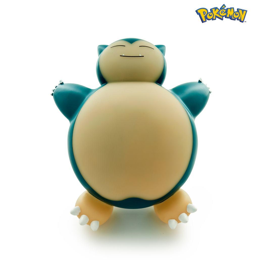 Figura Luminosa Pokémon Snorlax 25cm 2