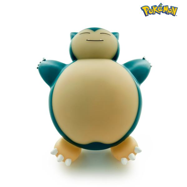 Figura Luminosa Pokémon Snorlax 25cm 3
