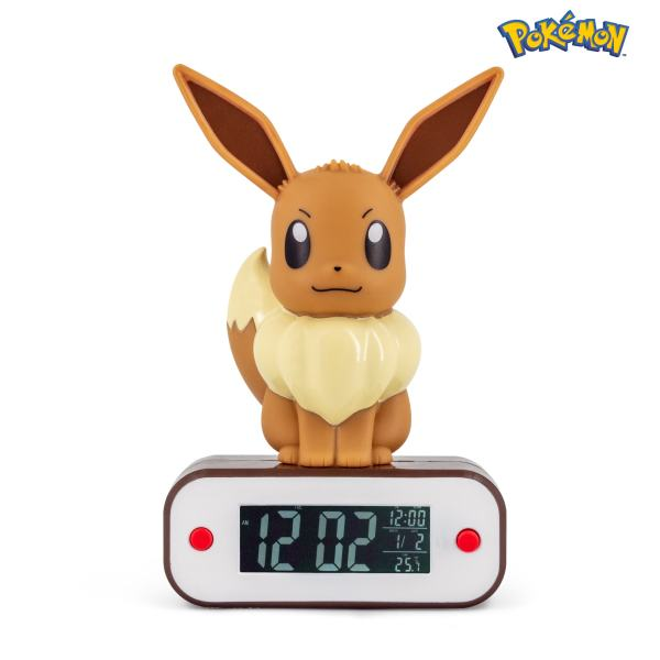 Despertador luminosa Pokémon Eevee 2