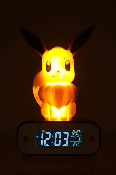 イーブイ –光るアラーム時計 7