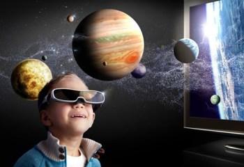 Gözlüksüz 3D Görüntü Teknolojisi
