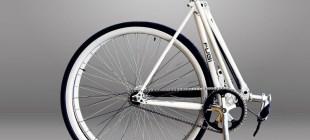Katlanabilir Bisiklet FUBi fixie