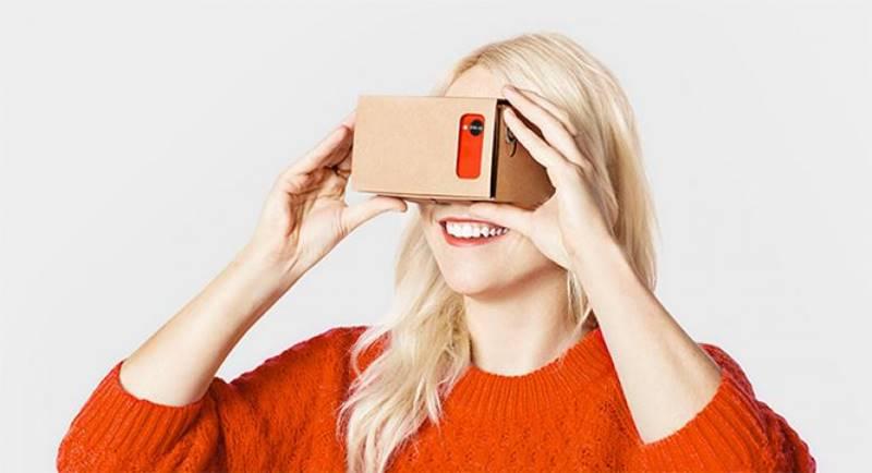 sanal gerçeklik gözlüğü yapımı