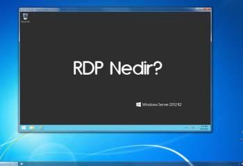 RDP Nedir?
