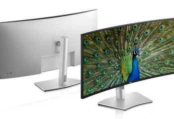 Dell İlk 40 Inç Ultra Geniş Monitörünü Tanıttı