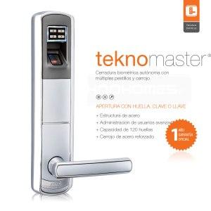 Teknomaster Cerradura Biométrica