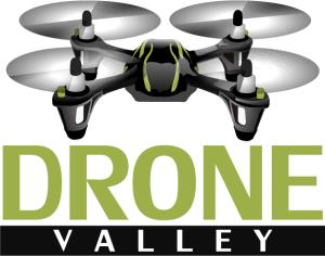 image of the Drone Valley Logo
