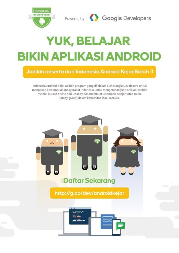 Poster Indonesia Android Kejar