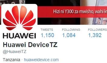 Huawei Tanzania