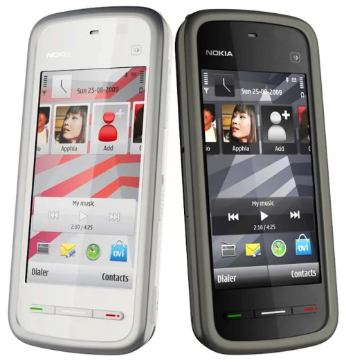 Muonekano wa Nokia 5230