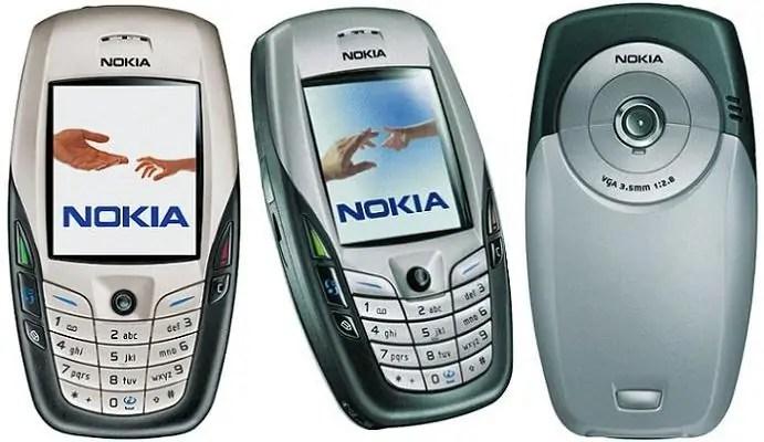 Muonekano wa Nokia 6600