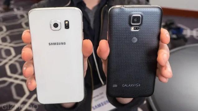 Uwezo kutoa betri haupo kabisa katika Galaxy S6 na S6 Edge