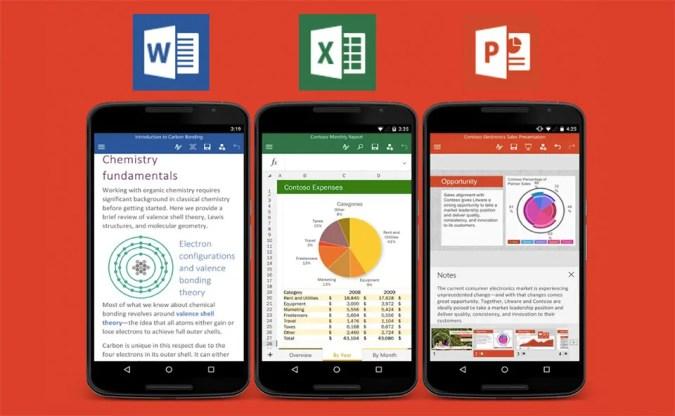 Baadhi ya apps maarufu kutoka Microsoft zinazotumia zaidi kwenye simu