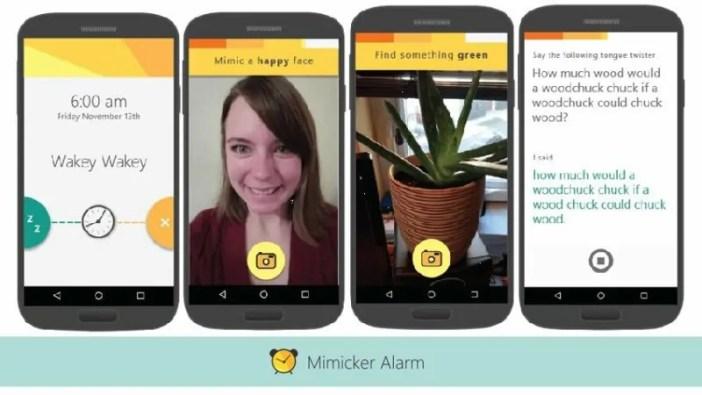 mimicker app
