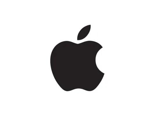 Logo Ya Nne Ya Kampuni La Apple Kuanzia Mwaka 2007 Mpaka Hivi Sasa