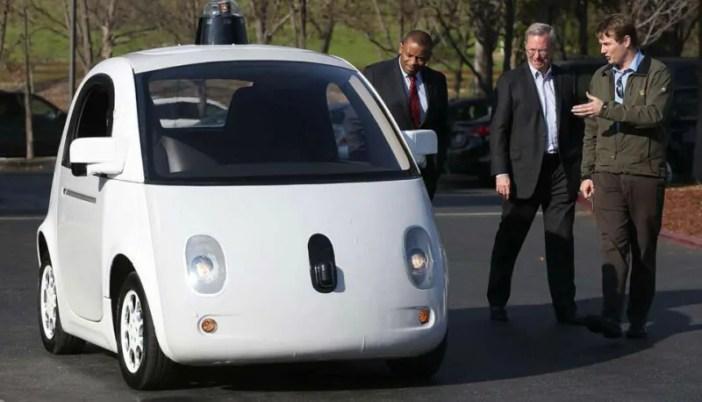Google kushirikiana na Fiat Chrysler