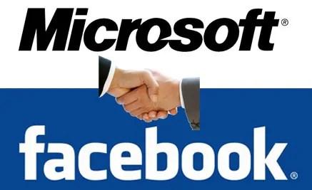 Microsoft na Facebook
