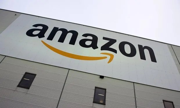 Logo Ya Kampuni La Amazon