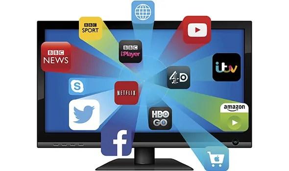 Vitu mbalimbali ambavyo unaweza kufanya kwenye Smart TV