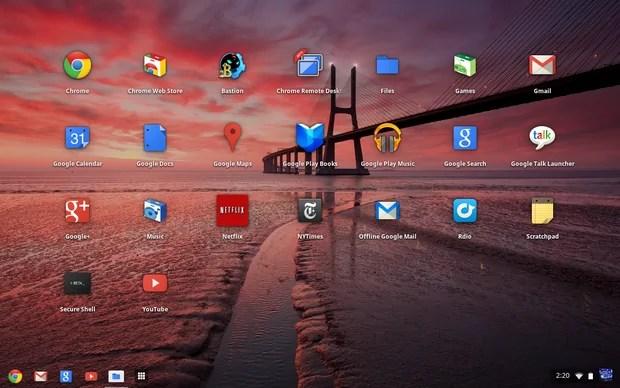 Apps za android laptop za chrome