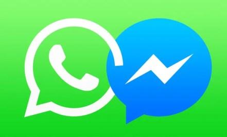 WhatsApp na FB Messenger zote zinamilikwa na Facebook.