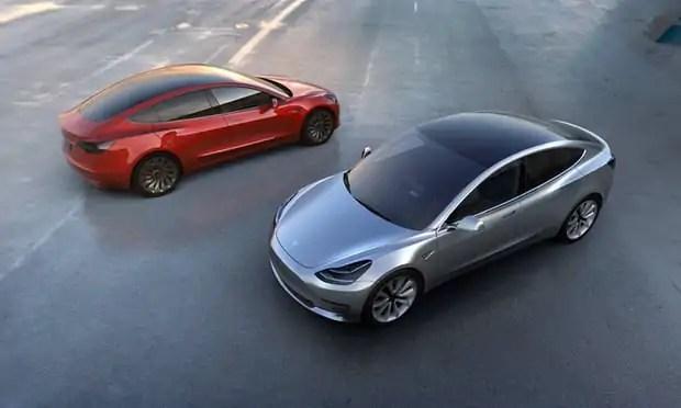 Magari ya Tesla ya bei nafuu