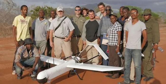 ndege isiyokuwa na rubani drones