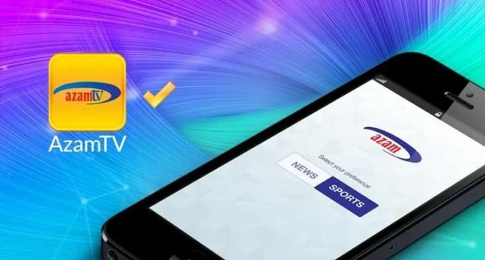 App ya Azam TV