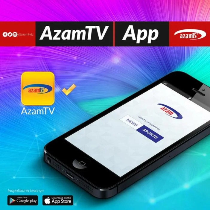 Azam TV app