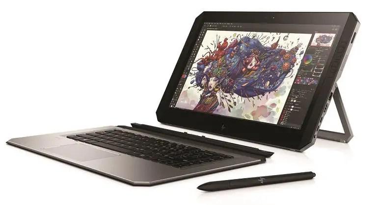 HP yatoa kompyuta/tabiti ya kwanza ulimwenguni ambayo ni Workstation